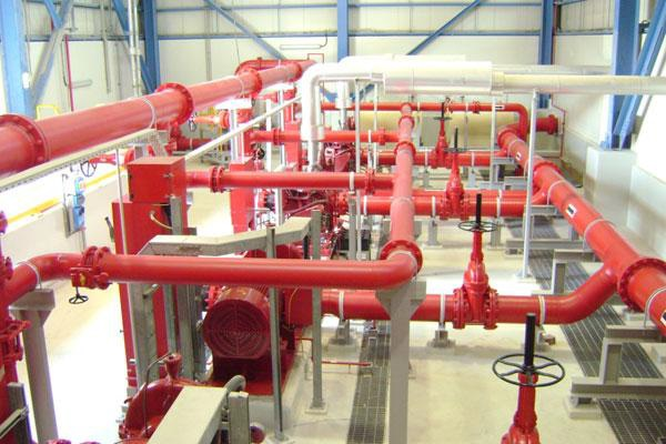 Fire Fighting Project installation companies in pakistan